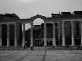 colonnato di San Lorenzo, Milano